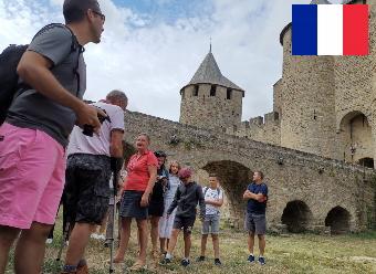 Visites guidées de la Cité Médiévale en Français