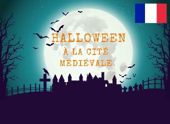 Visites spéciales Halloween
